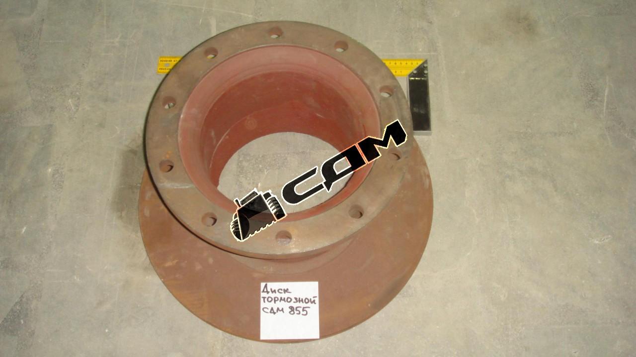 Диск тормозной CDM855  504002B