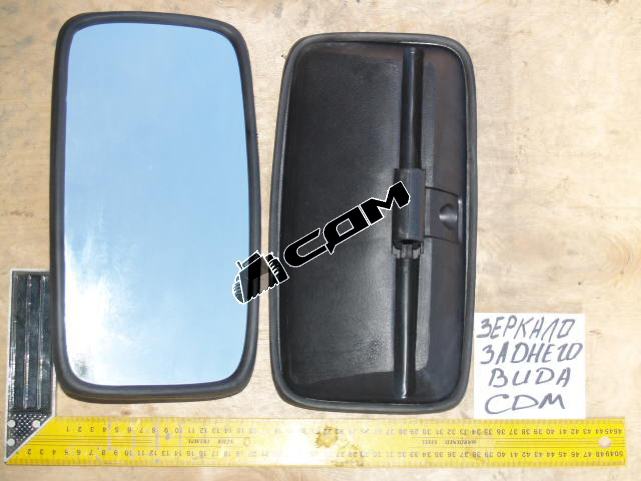 Зеркало заднего вида CDM  ZQP-142