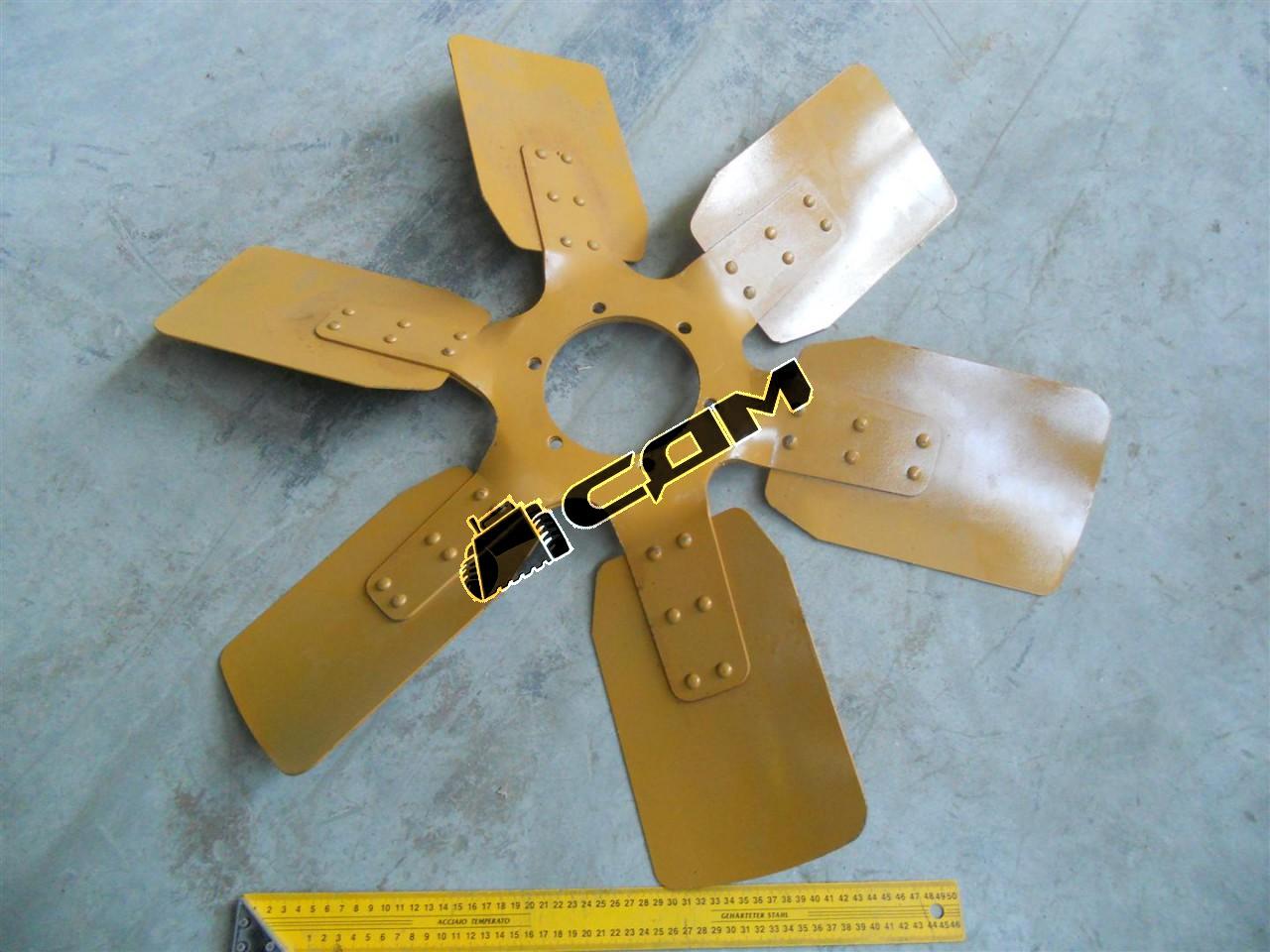 Крыльчатка вентилятора (металл) d=124,D=760 6 отв., болты N8 CDM855
